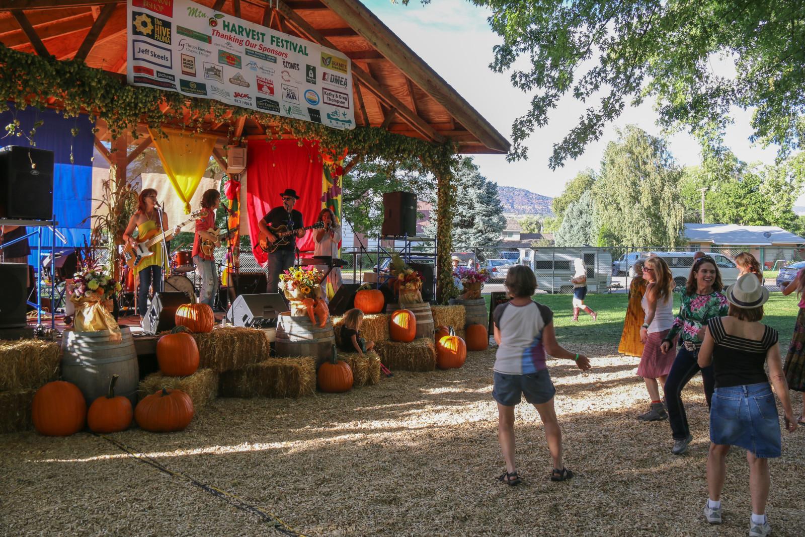 harvest festival activity ideas